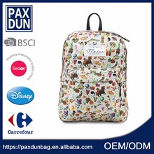 Modern Unique Nylon Travel Fashionable Print Outdoor Backpack