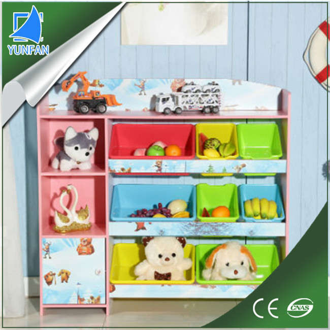 kindergarten furniture quilt storage cabinet for kids
