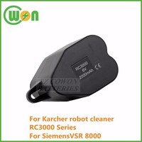 Rechargeable 6V 2100mAh Ni-MH Handheld vacuum cleaner replacement battery for Siemens VSR 8000 VSR8000 6V 2000mAh RC3000