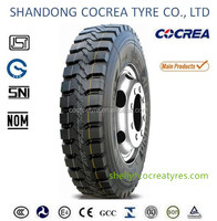 All steel Radial Truck tyre 7.50R16LT hot sale
