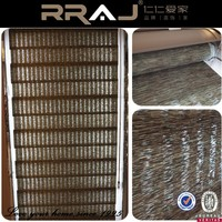 ready made roller zebra fabric blind curtain