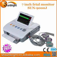 baby monitoring devices/sunbright 7 inch fetal/maternal monitor
