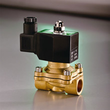 2W Series Latching Type DC24V Water Lacthing Solenoid Valve