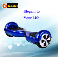 2015 fashion 6.5 inch seaway 2 wheel hover board bluetooth self balancing electric scooter