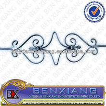 Benxiang Brand Rosette for iron fencing baluster decoration