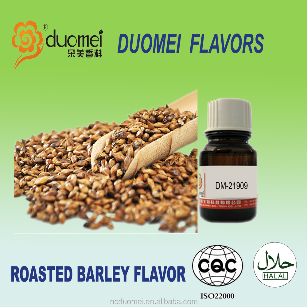 PG based flavor barley flavouring liquid concentrate flavor for food