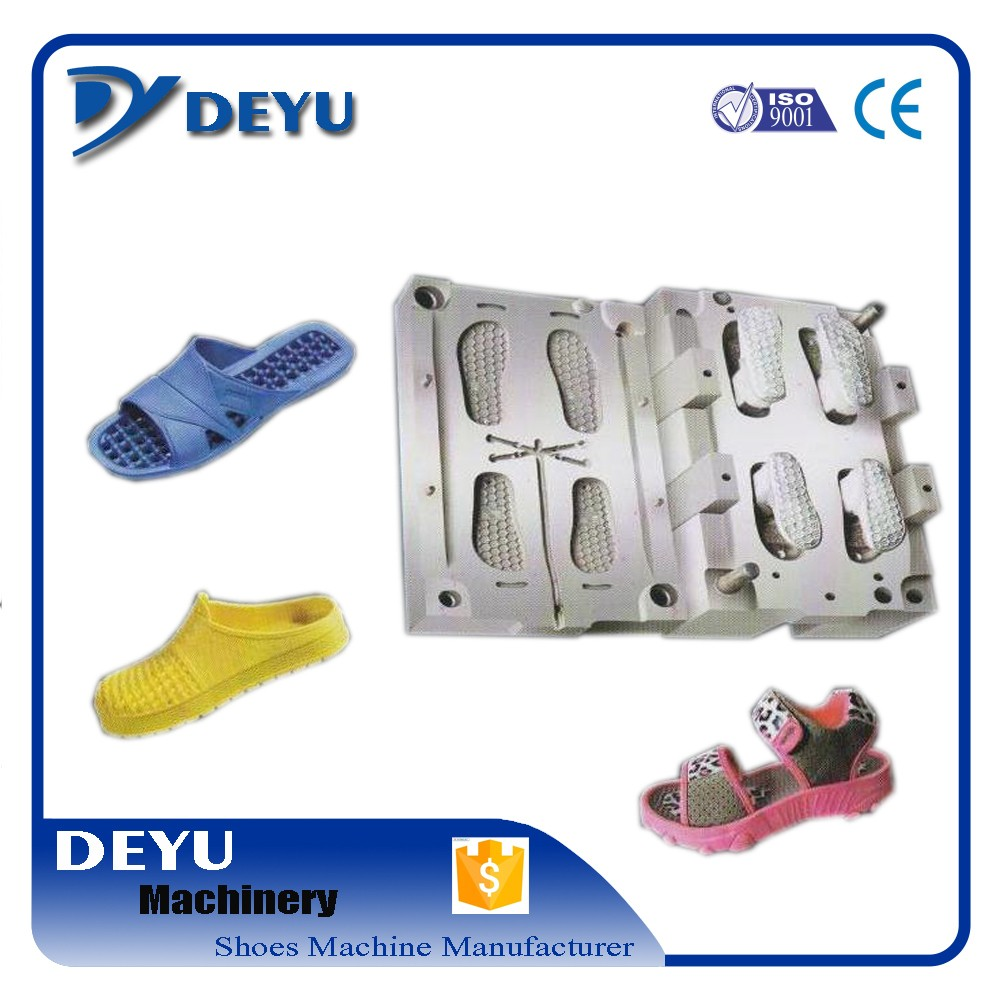 Eva Slipper sansal sole Mould Shoes Mould,EVA shoe Aluminum mold