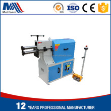sheet metal round tube flanging machine and Electric rotary grooving machine