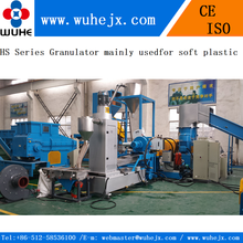 pe film recycling and granulation line