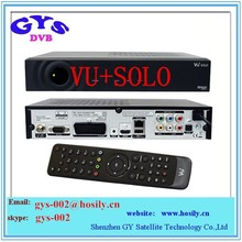 2014 GYS Linux operating system vu solo satellite receiver for Europe