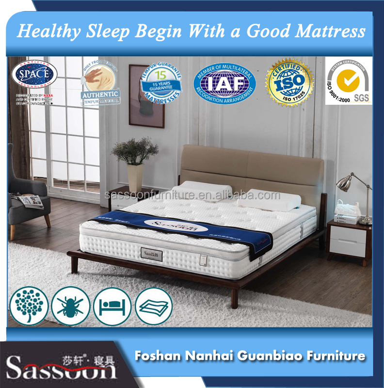 Perfet Sleep Latex Pocket Spring Europa Luxury Mattress