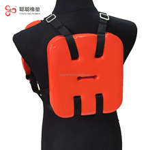 supply high quality life vest with three pieces for swimming