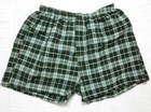 factory oem high quality cotton loose boxer short