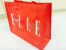 Wholesale newest colorfull fashion custom recycle shopping bag
