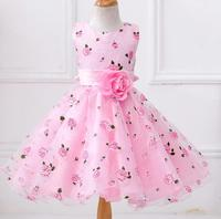 New Fashion Hot Selling little girl dress Summer Dress For Party