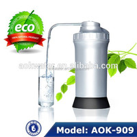 AOK-909 alkalisieren wasser filter,PH 8.5-10.0 and ORP -300mv