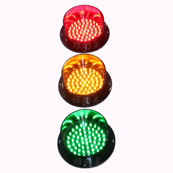 125mm Traffic Light Module For Led Arrow Board Mini Toy Green Led ...