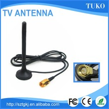 Microwave communications base tv antenna magnetic