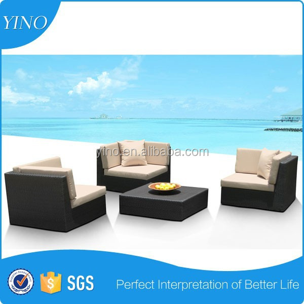 Outdoor Patio Deck Pool BBQ Furniture Set Table Chair Sofa Dining Wicker Resin RZ1113