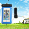 factory price hand phone waterproof bag with armband