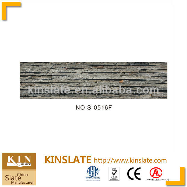 Dark rusty Radius Wall Caps stone