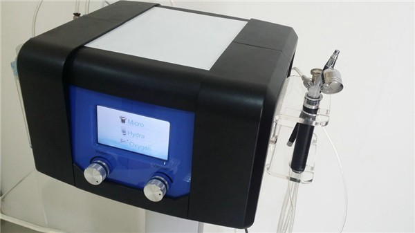Touch Screen 3 in 1 Diamond Dermabrasion Hydra Dermabrasion With Oxygen Jet Beauty Machine