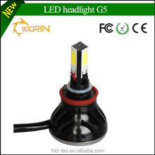80W 8000LM High Power H1 H3 H7 H11 9005 9006 H4 H13 9004 9007 led headlight dodge journey fiat freemont