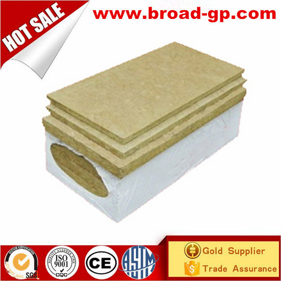 Excellent Fireproof Thermal Insulation Rockwool Price Rock Wool board