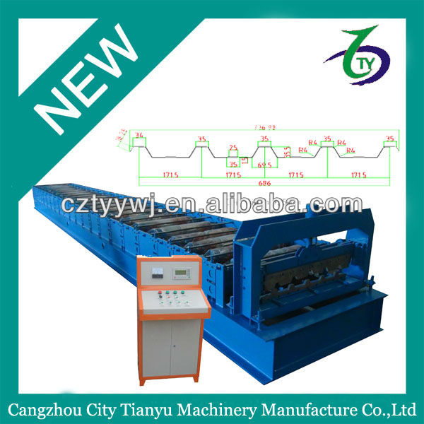 High Quality And New Style Roofing Tile Manufacturing Machine In Alibaba