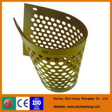 Christmas discount! low price mine euipment polyurethane mining screen mesh , wedge