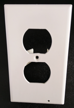 Wholesale Free Shipping 200pcs/lot With LED Night Lights White SnapPower Guidelight Outlet Coverplate