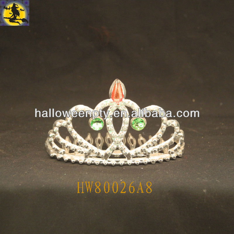 2013 Cheap Plastic Princess Crown