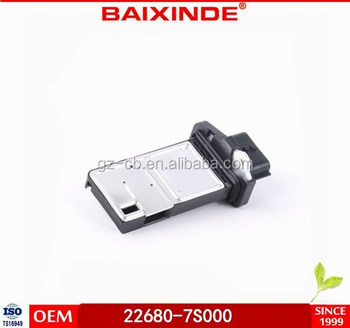 BAIXINDE Mass Air Flow Sensors/MAF Sensor for NI SSAN OEM 22680-7S000
