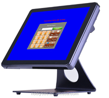 Promotional cash registers! electronic pos cash registers used with printer and cash drawer