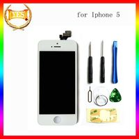 Hot Sale Touch Screen Digitizer Lcd For Iphone 5 Lcd Display Screen Assembly Repair Mobile Phone Screen Repair