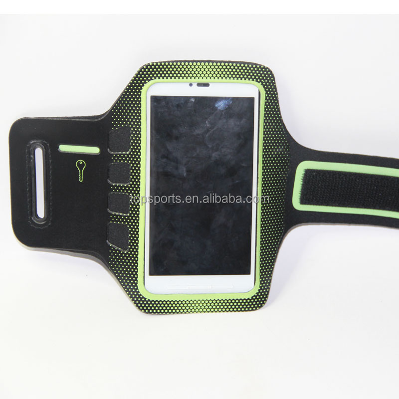 Top Quality Hot Selling armband cell phone case/smartphone armband/logo printed armband