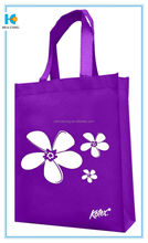 factory sale recyclable jumbo bag with pocket