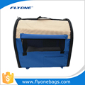 Soft Sided Pet Travel Carrier Pet Portable Bag In Eco-Friendly