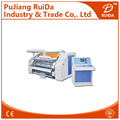 [RD-SF270S-1400]Fingerless type e flute corrugated cardboard machin single facer machine