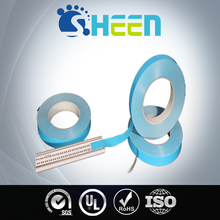 Hot sale high quality self adhesive thermal silicone tape widely used in led industry