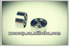 Small Bearing 681X-2RS 1.5x4x2mm Abec-1 to Abec-7 Radial Clearance,Small appliance bearing