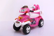 4 Wheel Electric Motorcycle Good quality Plastic Baby ride on Motorcycle