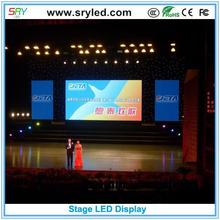 Professional rental led display for stage with better supply made in China