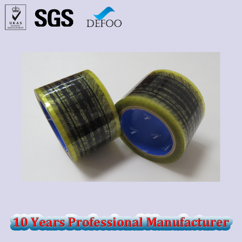 Adhesive Packaging Tape for Promotion Market