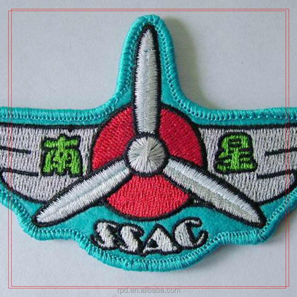 arabic machine embroidery designs iron on sports patches for suits