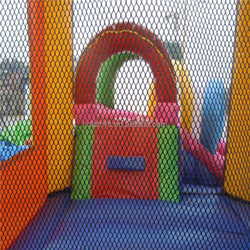 Hola pink cartoon bounce house/bouncy castle/jumping castle