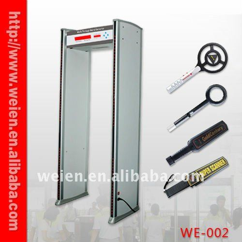 Door frame metal detector WE-002