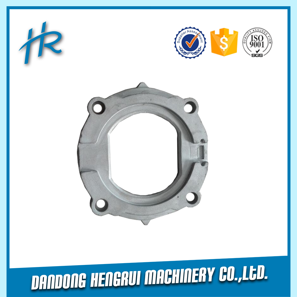 4 years warranty from professional casting factory with ISO9001:2008 customized iron casting ring
