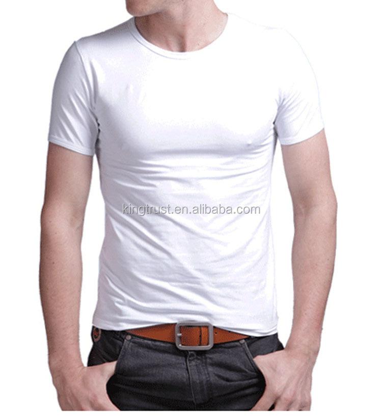 Wholesale Blank White Tee Shirts Nanchang Factory Price