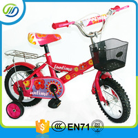 New mini girls bike/baby bicycle for 3 5 years old child